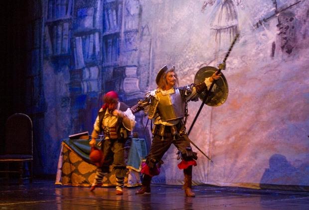 Започна 49-ия Фестивал на оперното и балетното изкуство в Стара Загора