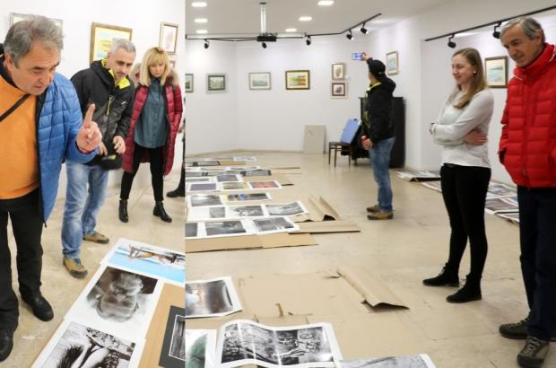 Огромен интерес към Първия Фотосалон на Казанлък