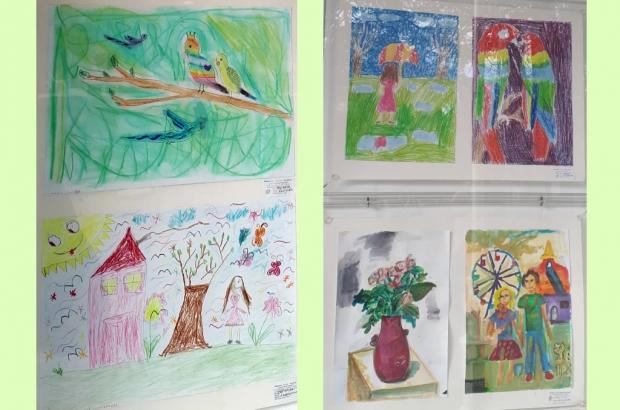 Първа изложба представиха възпитаниците на известния художник и зограф Румен Рачев