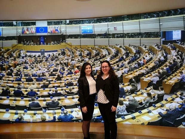 Посещението в Европейския парламент бе полезно и интересно за казанлъшките младежи от МГЕРБ