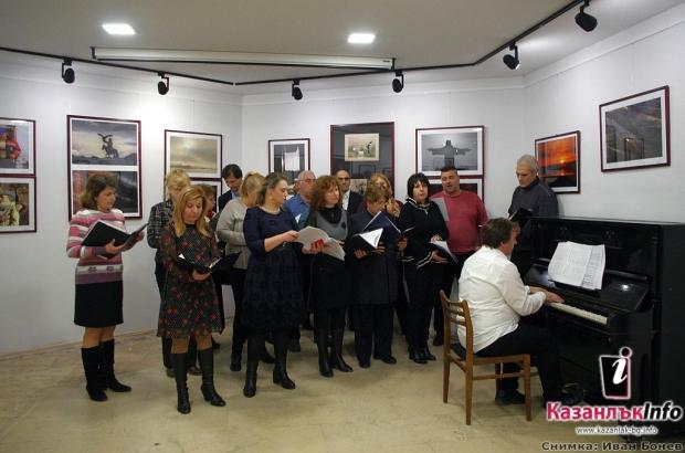 Кметът поздрави участниците в Първия фотографски салон на Казанлък
