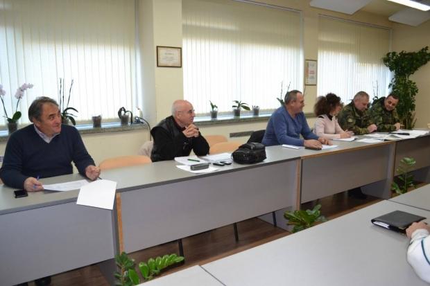 Работна среща за честване на 130г. 23-ти пехотен Шипченски полк догодина