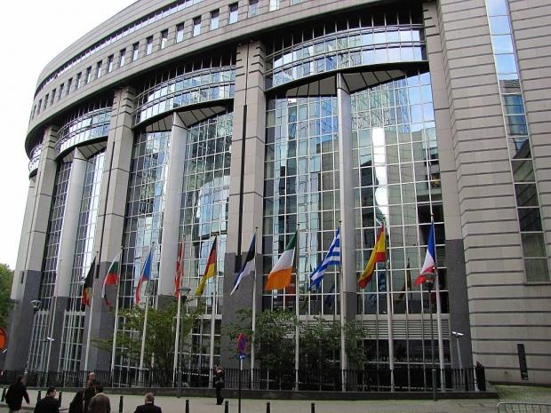 Брюксел, Евро парламент