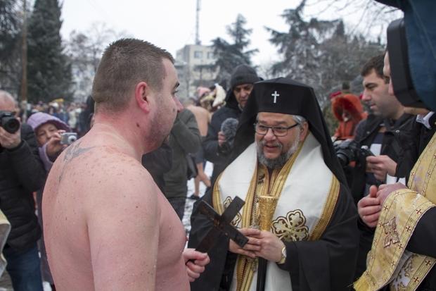 Ерген хвана кръста в Стара Загора