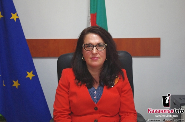 Районна прокуратура-Казанлък, Районният прокурор Таня Димитрова