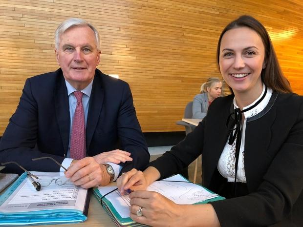 Евродепутатът Ева Майдел (ГЕРБ/ЕНП): Българите във Великобротания ще запазят правата си дори и да ня