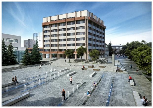 Представиха проекта за саниране сградата на Община Стара Загора