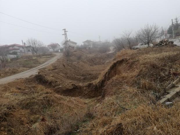 Започна укрепване на 2-та рискови участъка на Старата река