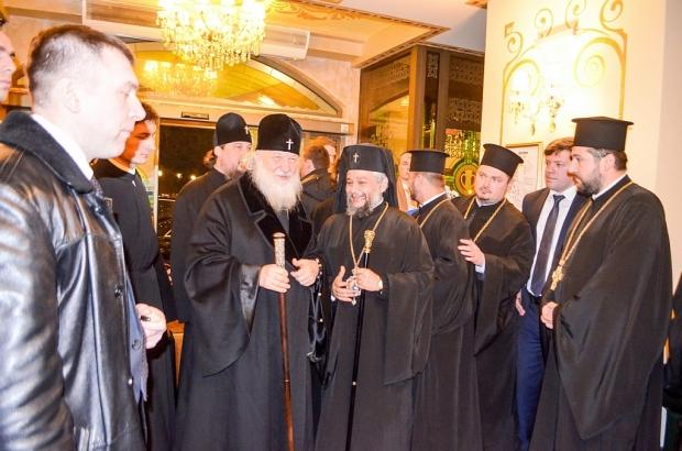 Старозагорският митрополит Киприан ще приветства патриарх Кирил по случай 10-годишнината от избора м