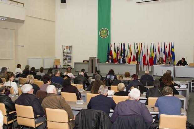 Сметосъбирането и транспорта по селата обсъдиха в Община Стара Загора