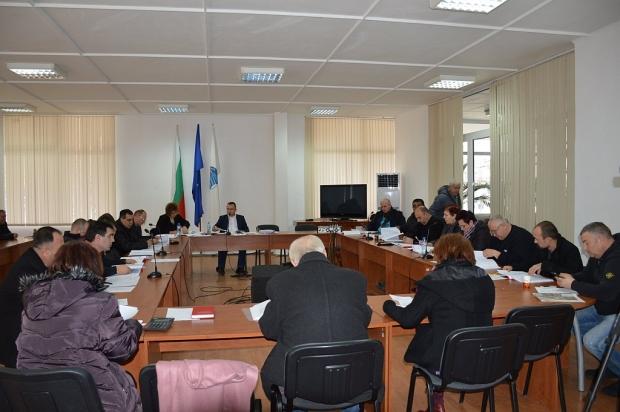 Фал-старт за бюджет 2019 в Община Павел баня
