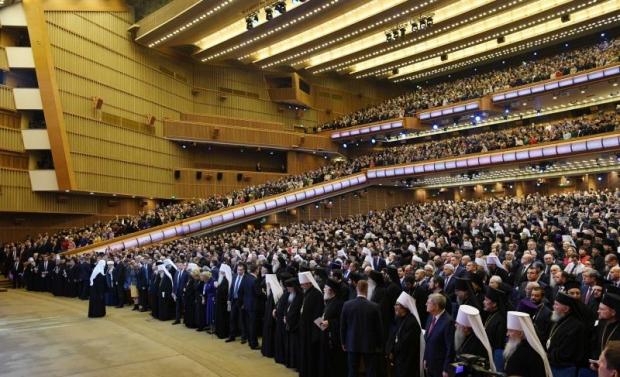 Българска църковна делегация участва в тържествата по повод десетата годишнина от интронизацията на