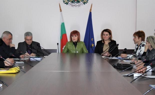 Заседание на Комисията по заетост
