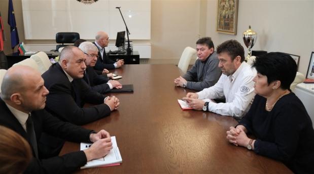 Премиерът Бойко Борисов: Болници в мое управление няма да закрия, искам решение