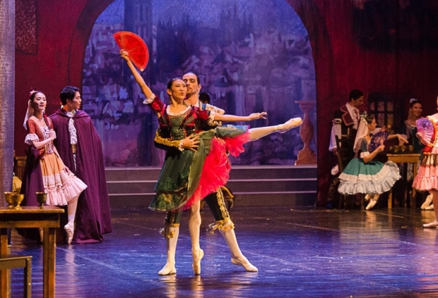 Дебют на Харука Суга в балета