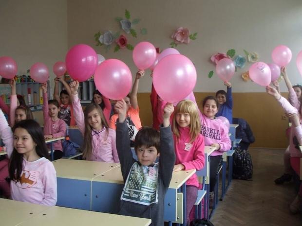 Балони в знак на съпричастност