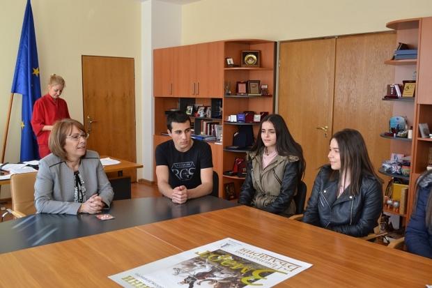 """ППМ Г""""Никола Обрешков"""" - Носете 3 март в сърцата си!"""