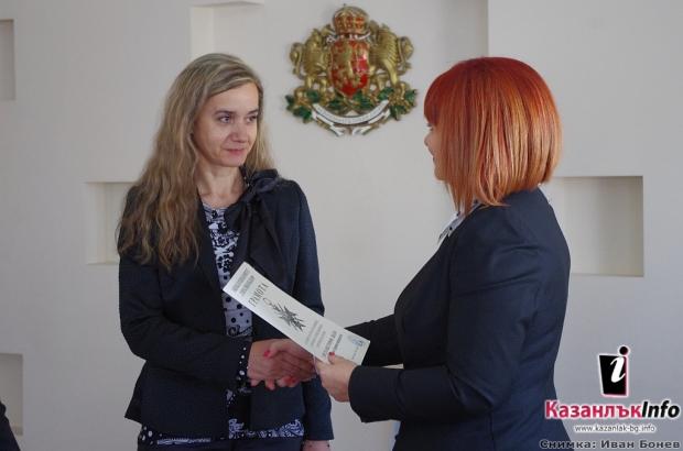 С почетни грамоти посмъртно бяха удостоени двама от най-известните български горяни