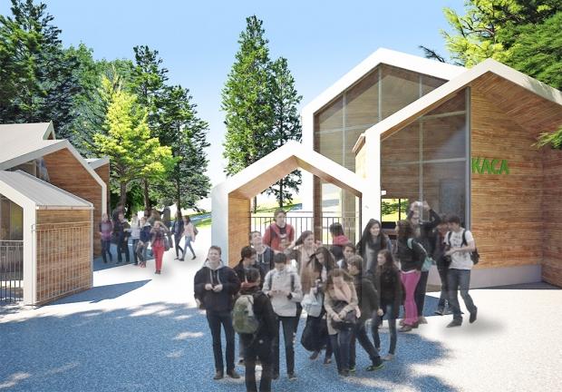 проект Зоопаркът на Стара Загора
