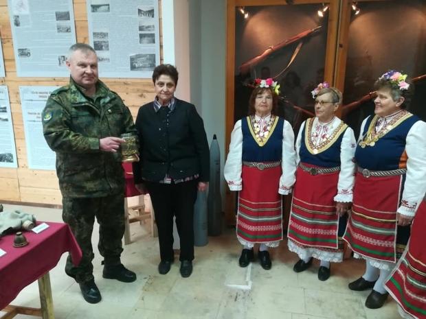 Музеят на бойната слава добави пръст от българското гробище в Одрин към експонатите си