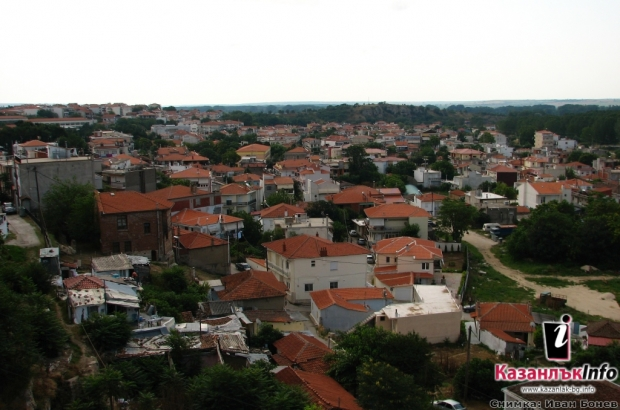 Казанлък и гръцкия град Дидимотика – побратимени градове