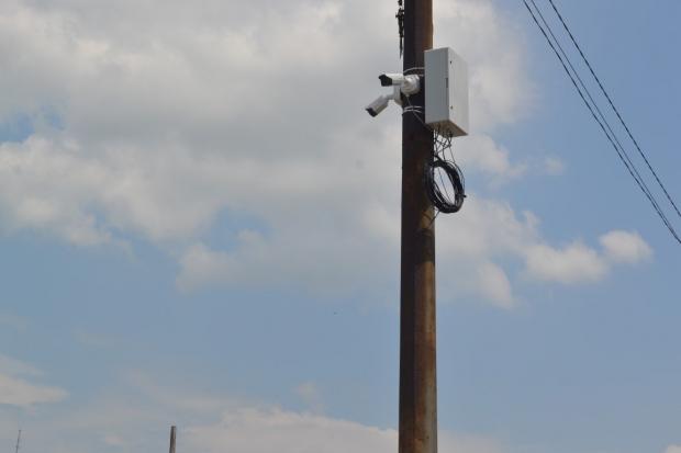 Общината засилва видеонаблюдението на входовете на града