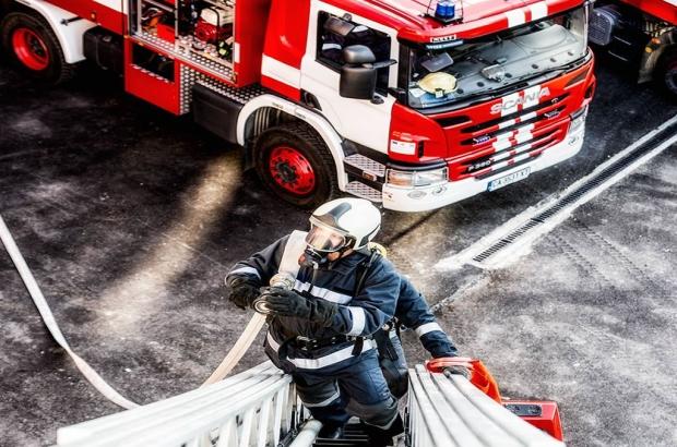 Пожар, пожарна, пожарникар, ПБЗН