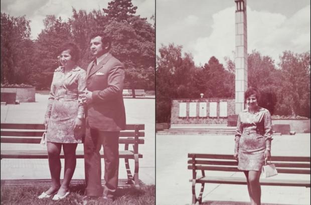1971 - празник на розата