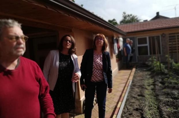 Оправиха покрива на къщата поразена от мълния в Казанлък