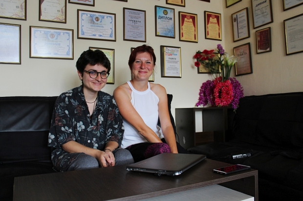 Нови доброволки от Франция и Чехия ще работят в Казанлък