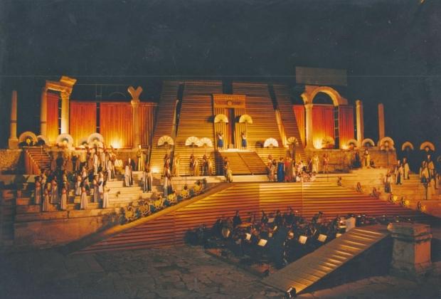 Операта на Античен форум Августа Траяна - любопитно