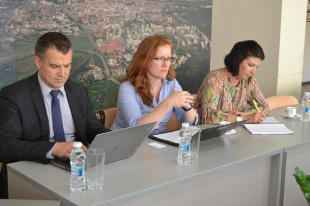 Среща на Кмета за новия програмен период на ЕС 2021г. – 2027г.