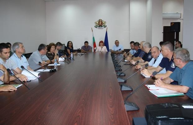 Епизоотичната комисия с ново заседание в Областа