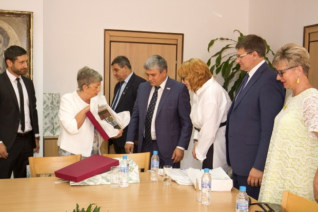 Обсъдиха възможности за младежки обмен между Стара Загора и Самара