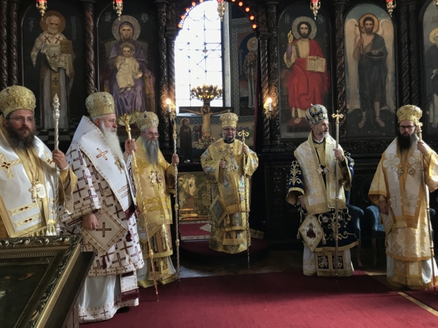 Митрополит Киприан отбеляза своя имен ден