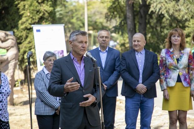 През октомври стартира цялостното обновяване на Зоопарка в Стара Загора