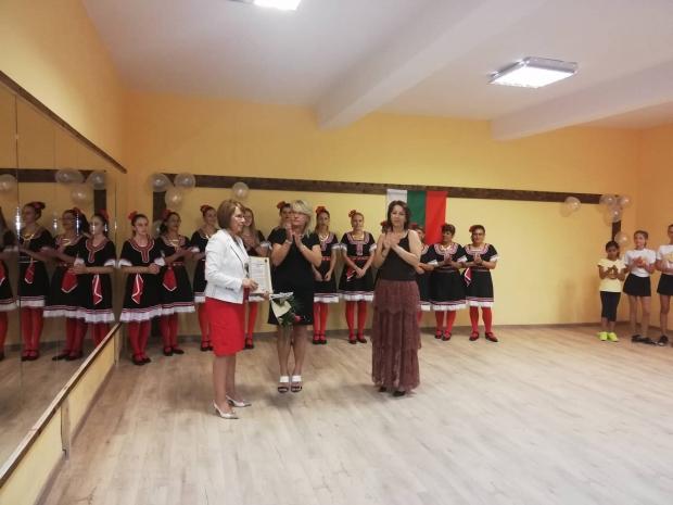 Бузовградчани вече си имат зала за танци