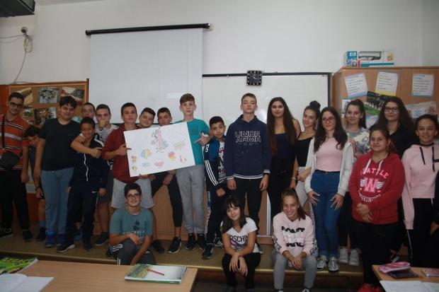 В ПГЛПТ отбелязаха Европейския ден на езиците