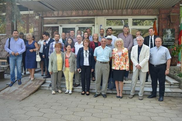 ГЕРБ – Казанлък получи политическа подкрепа от ПП Обединени земеделци