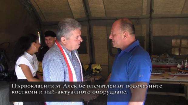 """Капитан III ранг Стоян Петров: """"Корабът не трябва да потъва дори само заради екипажа!"""" /видео/"""