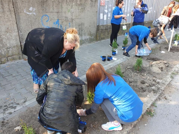 ГЕРБ -Казанлък (#43) с грижа за по-красива и чиста градската среда!