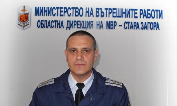 Главен инспектор Бончо Славов