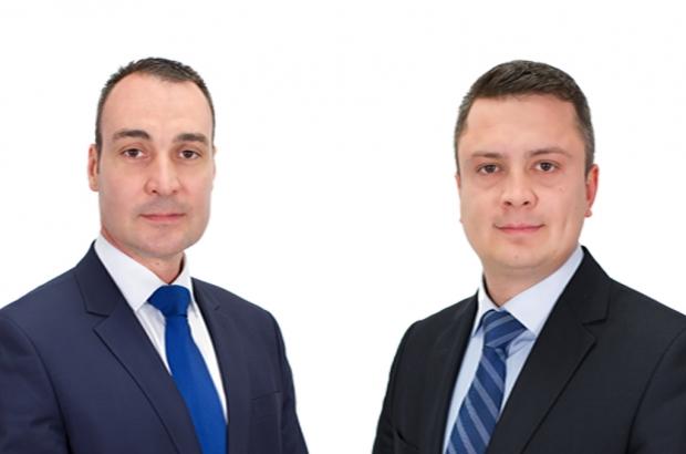 Борис Кърчев и Радостин Танев