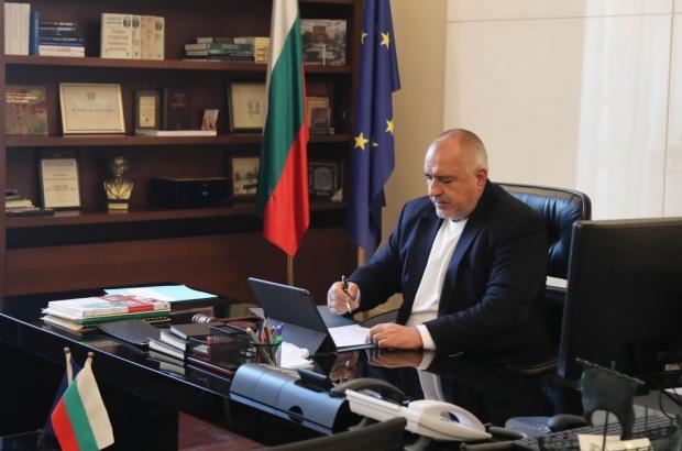 Премиерът Борисов: Над милиард лева вече са изплатени по мерките за запазване на заетостта, като до май са осигурени всички плащания в условията на пандемия