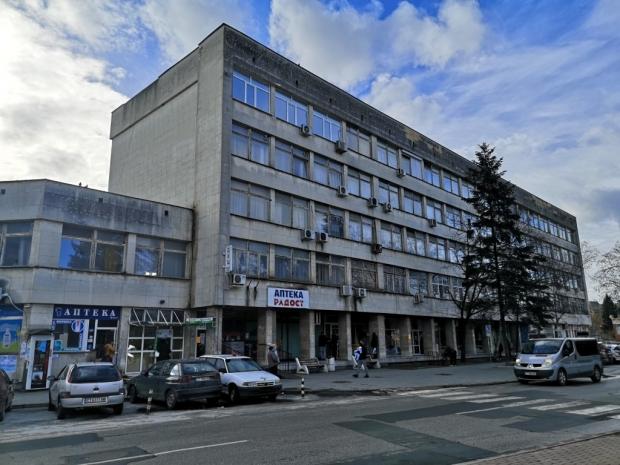 Започва ремонт на ДКЦ Поликлиника - Казанлък