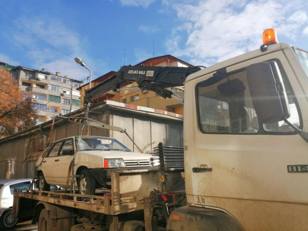 Промени в наредба на МОСВ съкращават процедурата за премахване на излезли от употреба автомобили