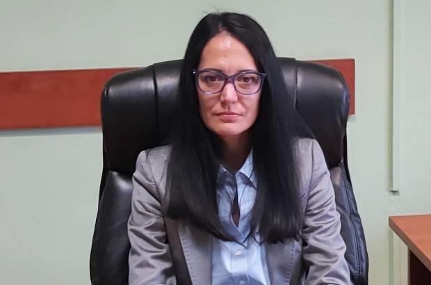 Мария Михайлова встъпи в длъжност като заместник-административен ръководител на Районна прокуратура