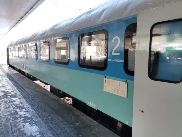 Премиерът Борисов: БДЖ вече разполага с най-добрите локомотиви в света