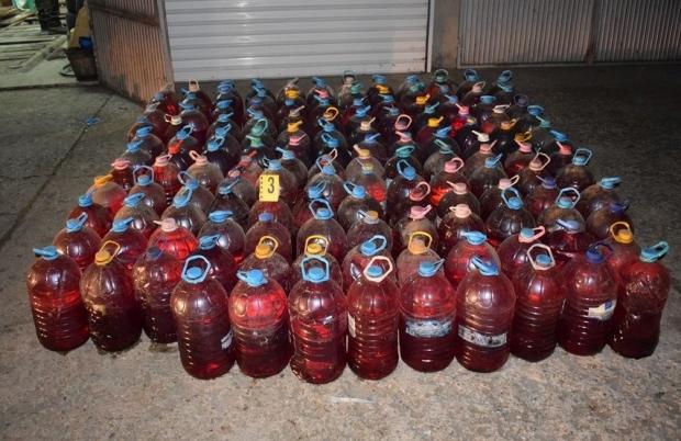 Над 3000 литра гориво иззеха при спецоперация служители на ОДМВР – Стара Загора