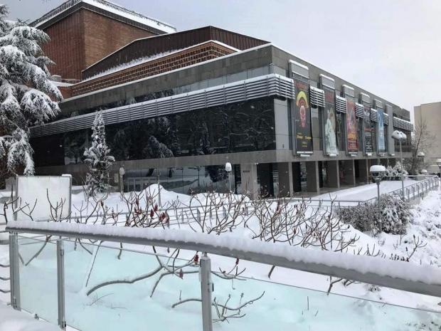 зима - опера